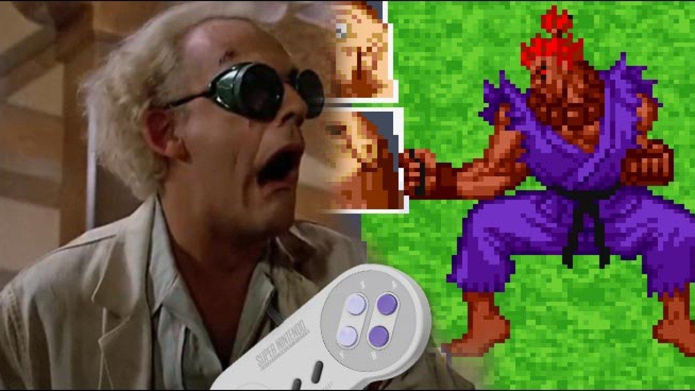Street Fighter Alpha 2 (SNES), após 25 anos, tem código de trapaça descoberto