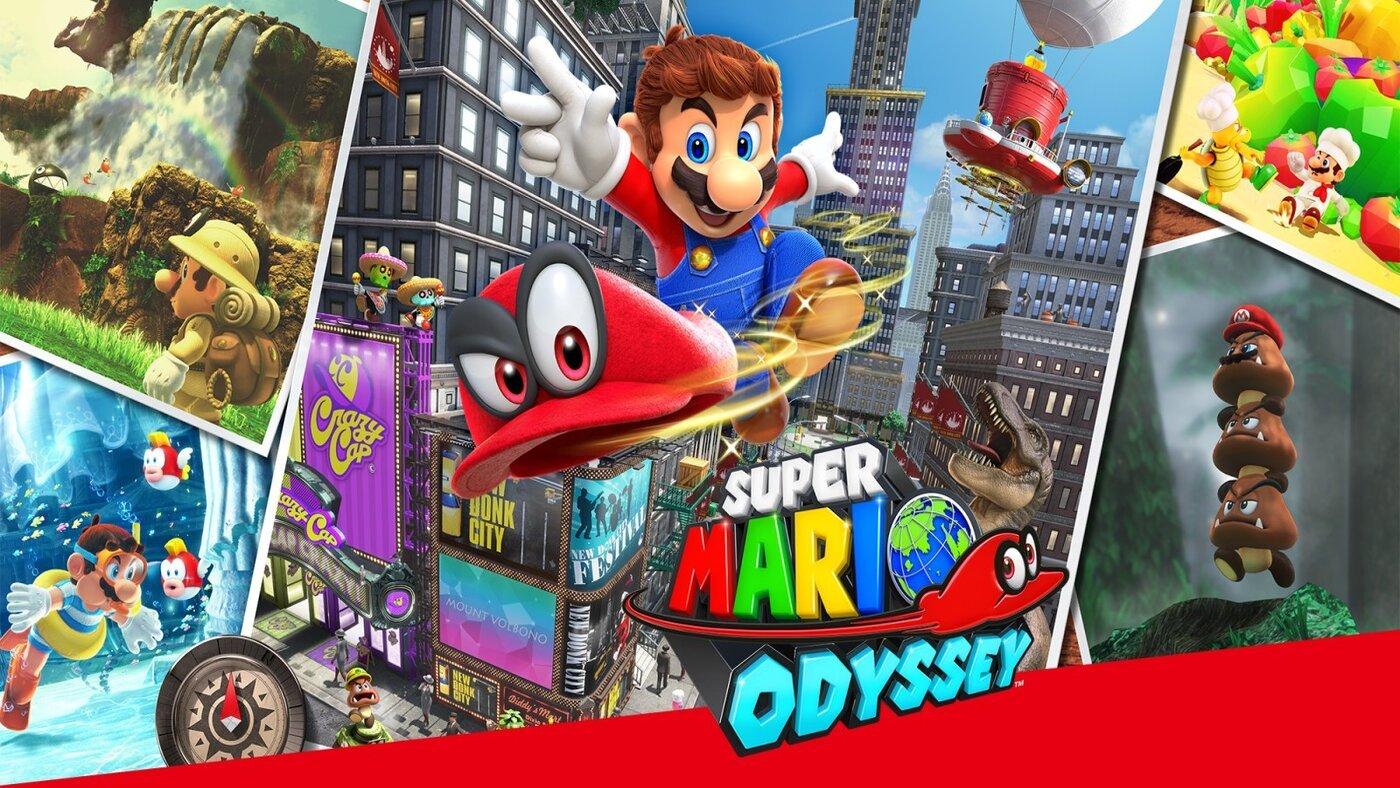 Super Mario Odyssey – Game da Semana – Nintendo