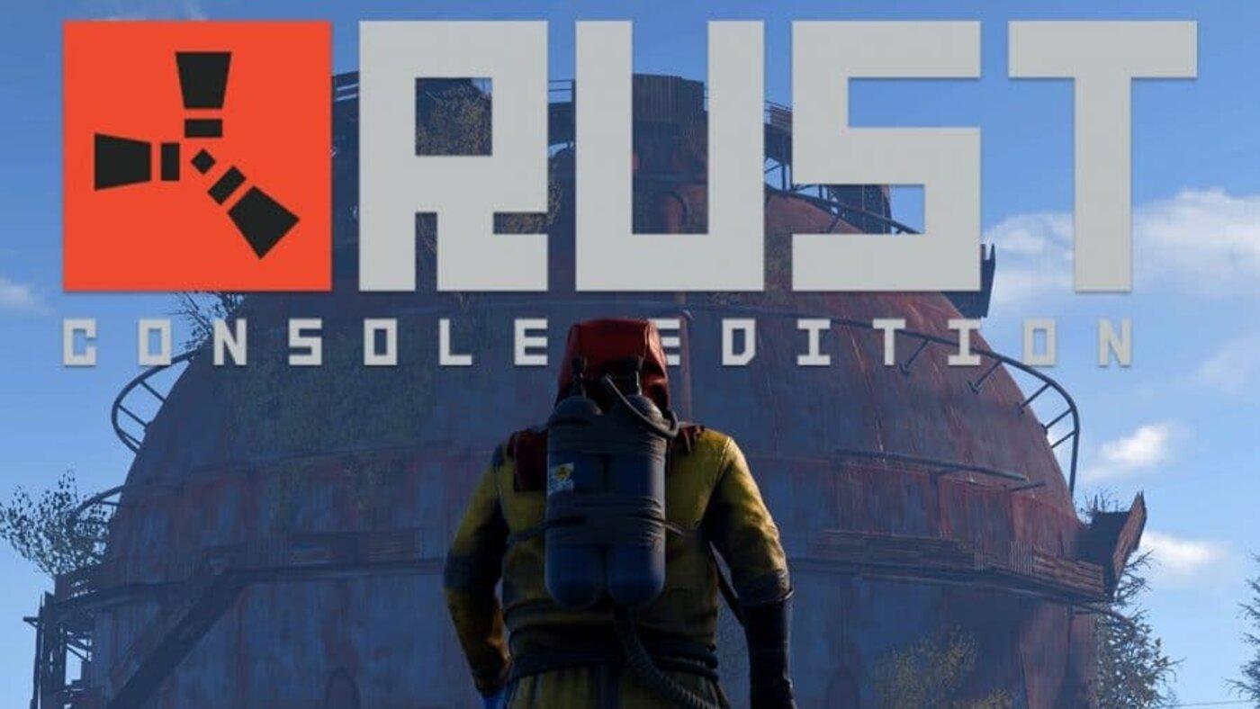 Teaser mostra jogabilidade de Rust nos consoles