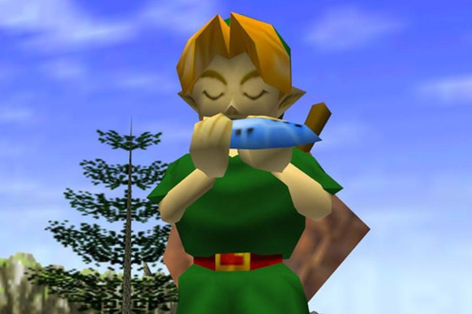 The Legend of Zelda: Ocarina of Time pode chegar ao Switch