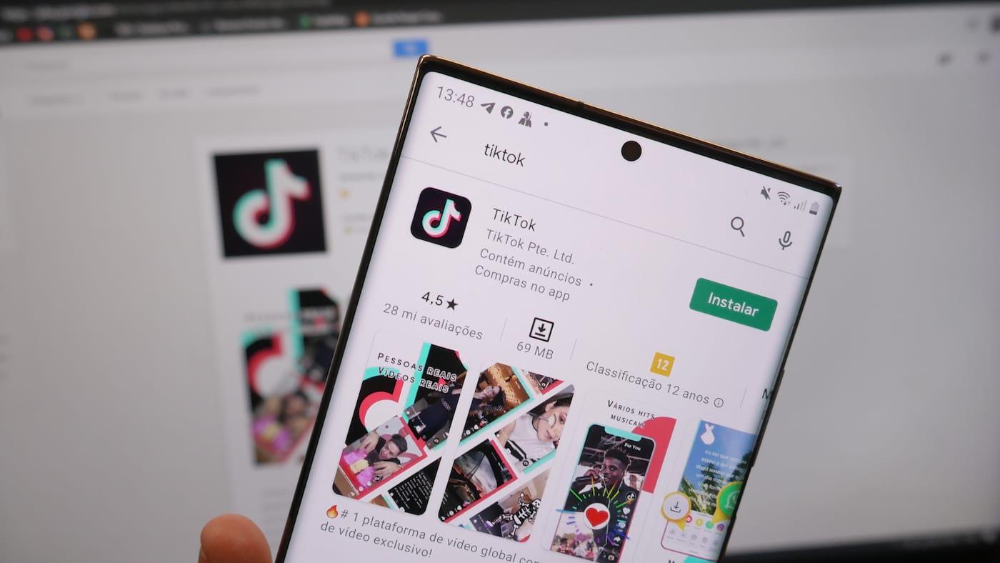 TikTok: Usuários com 16 anos ou menos terão suas contas privadas por padrão