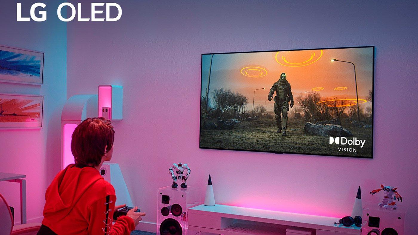 TVs LG 2021 OLED são as primeiras com Dolby Vision a 120Hz com HDR