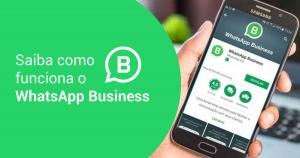 Utilize o WhatsApp Business eu seus negócios