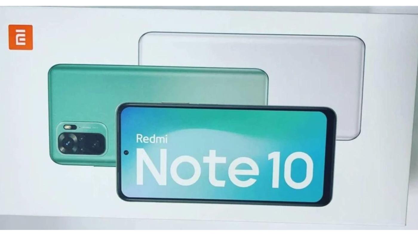 Vazou! Redmi Note 10 tem ficha revelada pouco antes de seu lançamento