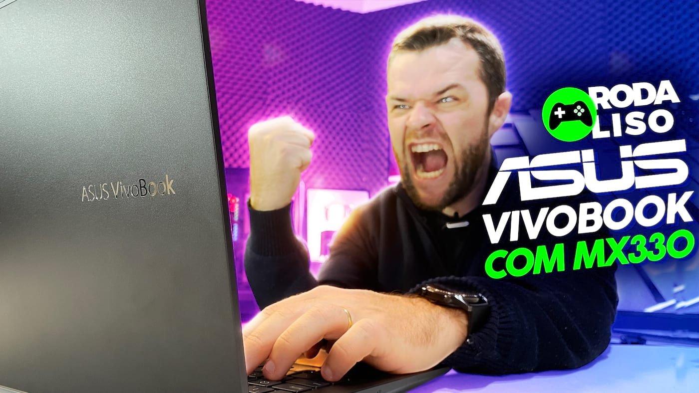 ASUS Vivobook K513E com Core I7 11ª geração é bom para jogos? – Roda Liso