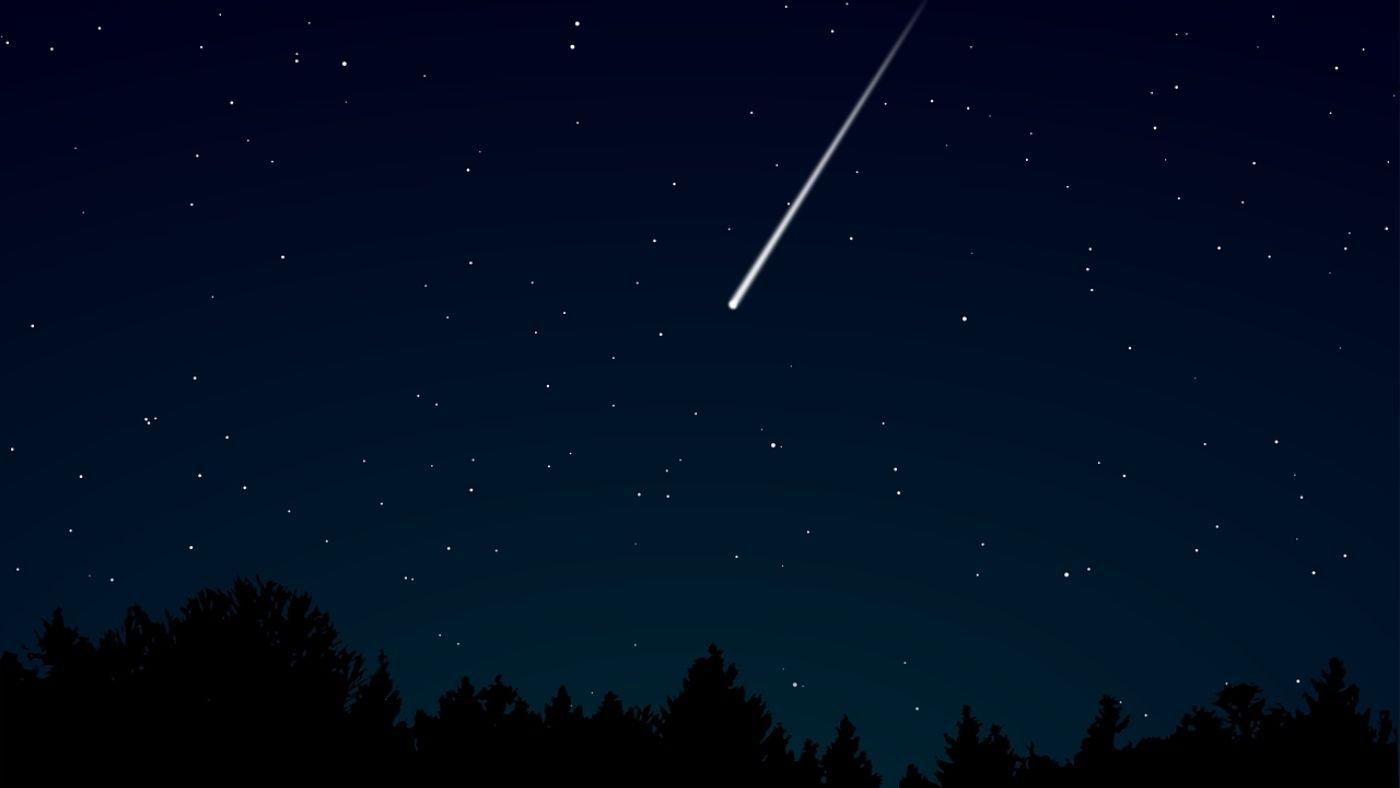 Chuva de meteoros explosivos pode ser observada nos próximos dias