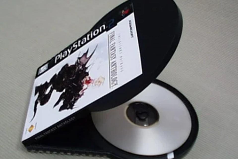 PS2: Sony tinha um visual bem estranho para caixas dos games