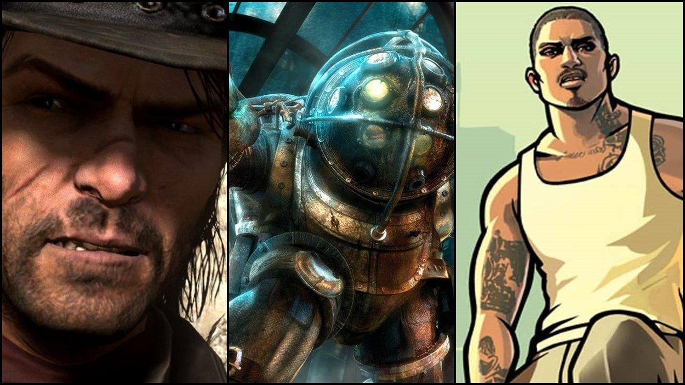 Take-Two está desenvolvendo três remakes não anunciados