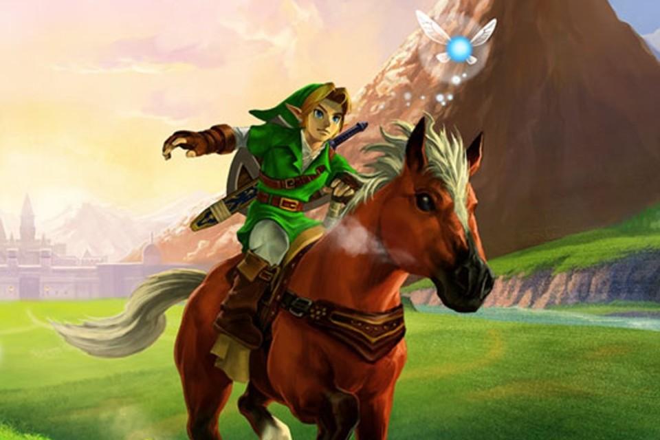 Zelda Ocarina of Time: speedrunner zera o jogo dentro de Smash Bros.