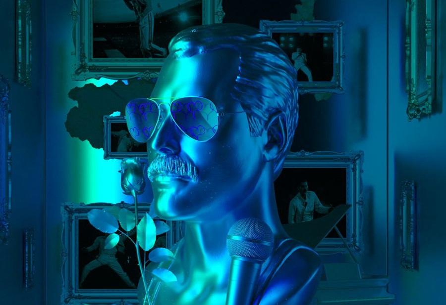 Freddie Mercury é homenageado com NFTs em campanha de caridade