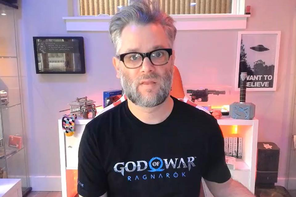God of War Ragnarök: Cory Barlog não será o diretor do jogo