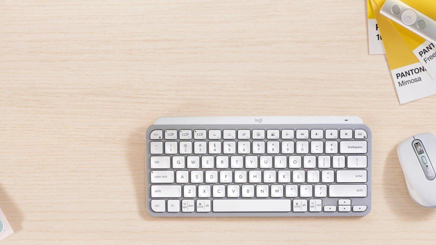 MX Keys Mini, conheça a versão compacta do teclado da Logitech