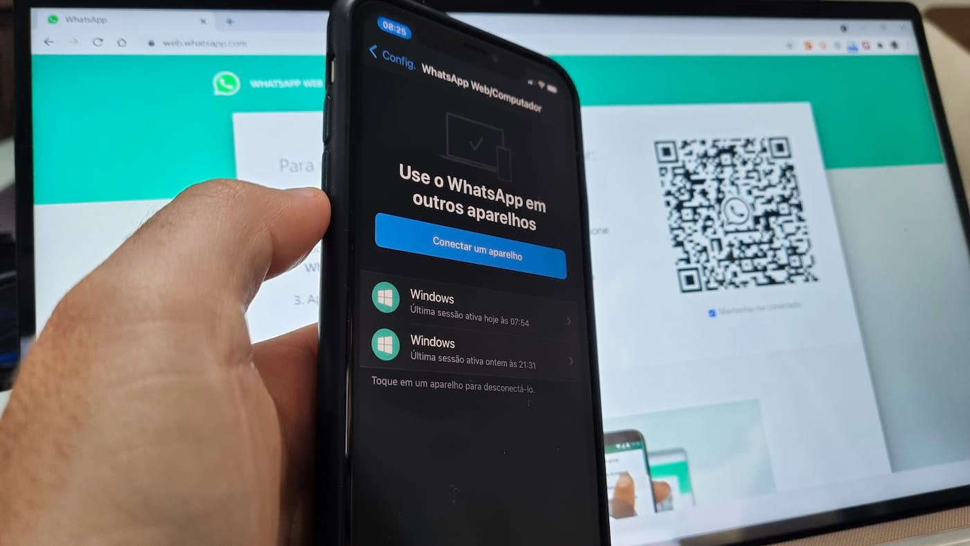 """WhatsApp lança opção """"Múltiplos Aparelhos""""; veja como usar"""